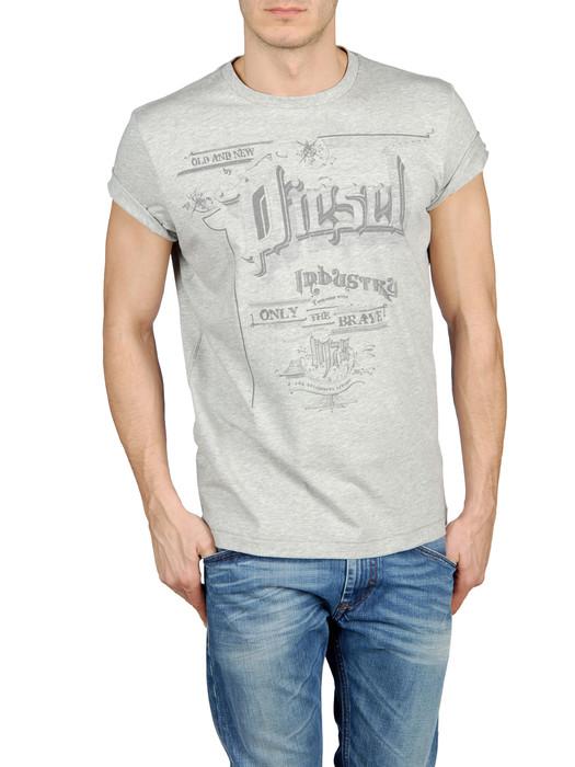 DIESEL T-MADRON-R 0091B T-Shirt U f