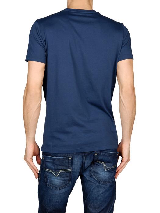 DIESEL T-MADRON-R 0091B Camiseta U r
