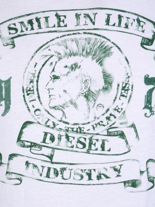 DIESEL T-FEBRUSA-RS Camiseta U d