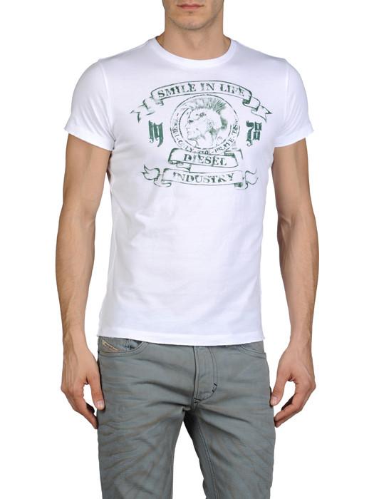 DIESEL T-FEBRUSA-RS Camiseta U e