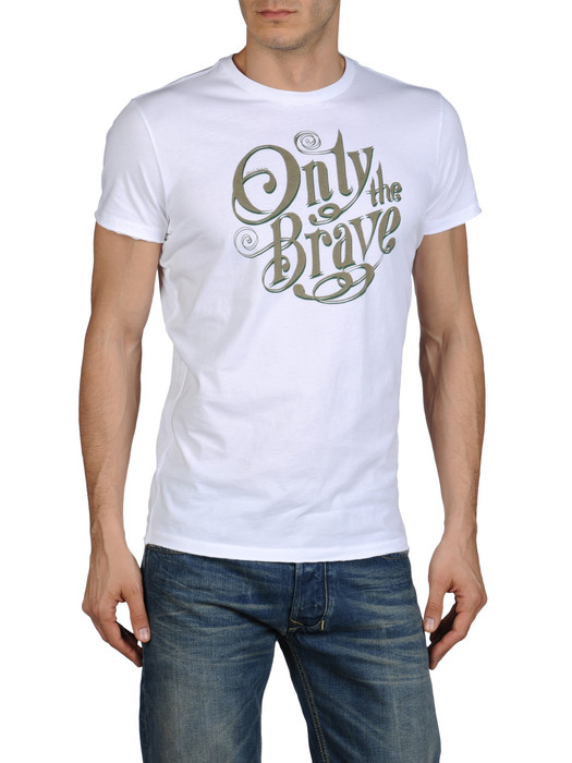 DIESEL T-MENVRANA-RS T-Shirt U e