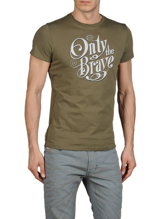 DIESEL T-MENVRANA-RS Camiseta U e