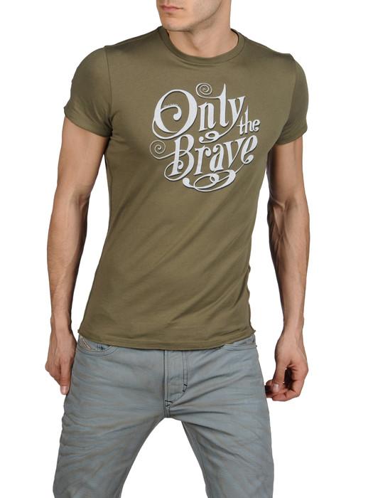 DIESEL T-MENVRANA-RS Camiseta U f