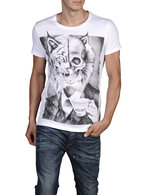 DIESEL T-TATARO-RS 0091B Short sleeves U f