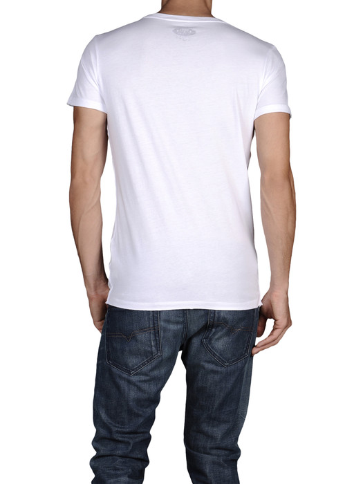 DIESEL T-TATARO-RS 0091B Short sleeves U r