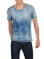 DIESEL T-FAUNO-RS 00GOY Short sleeves U f