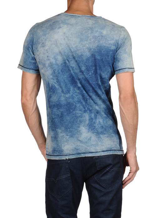 DIESEL T-FAUNO-RS 00GOY Short sleeves U r