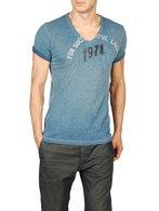 DIESEL T-FONTUS-S 00TQD Short sleeves U f