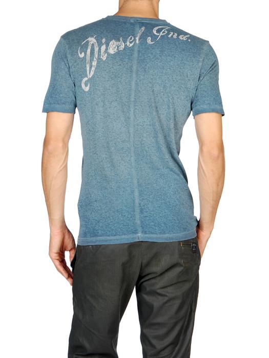 DIESEL T-FONTUS-S 00TQD Short sleeves U r