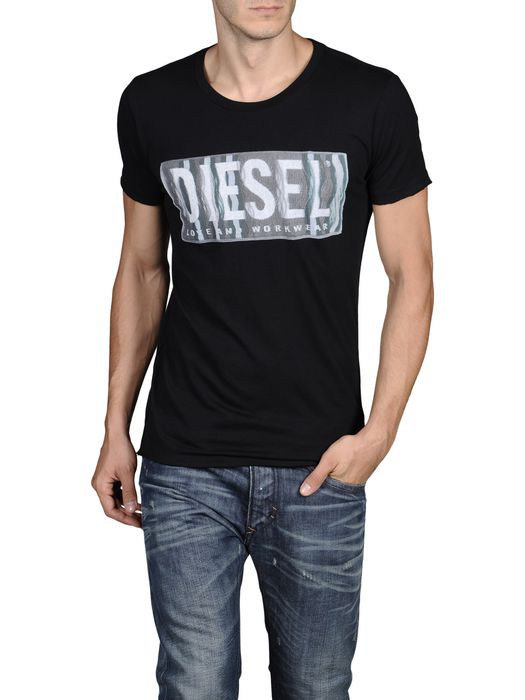 DIESEL T-CONOPUS-RS 0091B Manches courtes U f