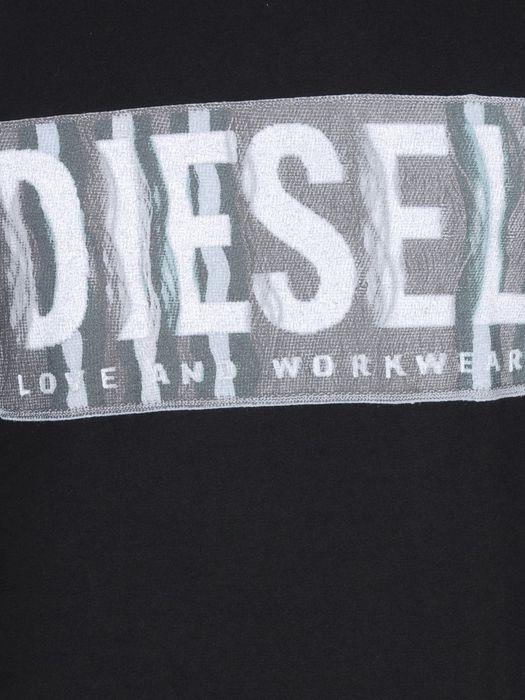 DIESEL T-CONOPUS-RS 0091B Short sleeves U d