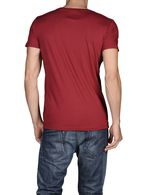DIESEL T-CONOPUS-RS 0091B Short sleeves U r