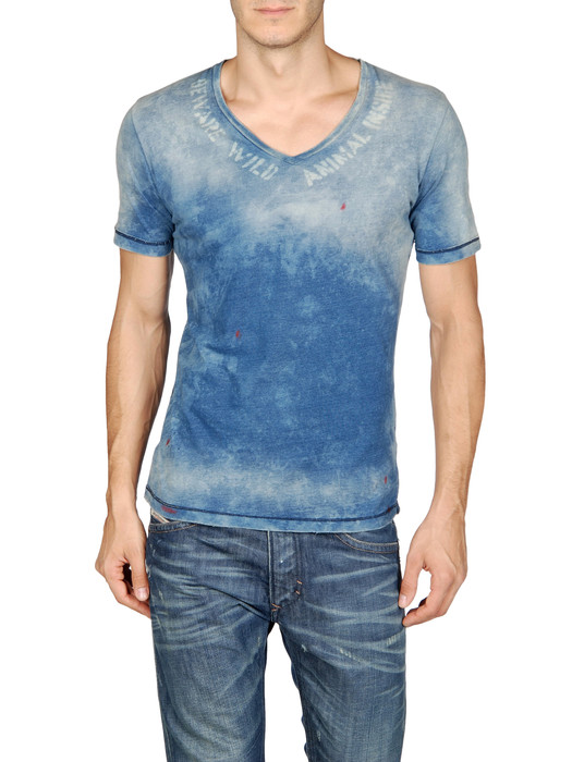 DIESEL T-GOSP-RS 00GOY Short sleeves U e