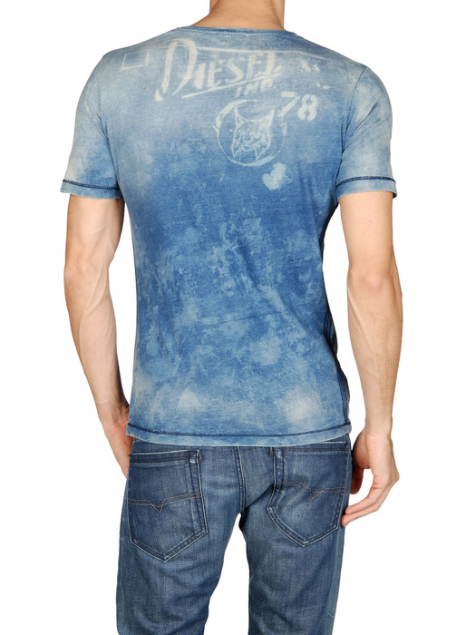 DIESEL T-GOSP-RS 00GOY Short sleeves U r