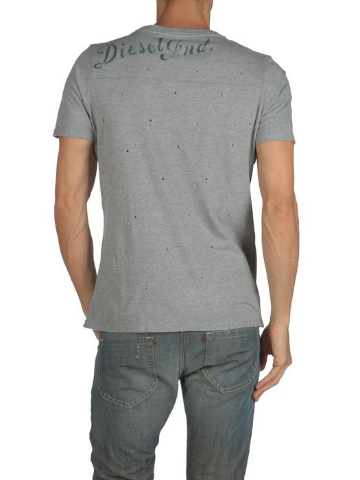 DIESEL T-AREBATI-RS 00QVJ Short sleeves U r
