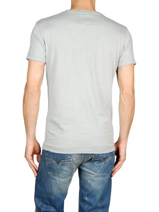 DIESEL T-BALAM-RS 0091B Short sleeves U r
