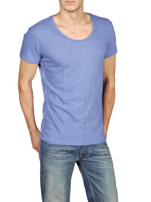 DIESEL T-ATLUA-RS 00HFD T-Shirt U f