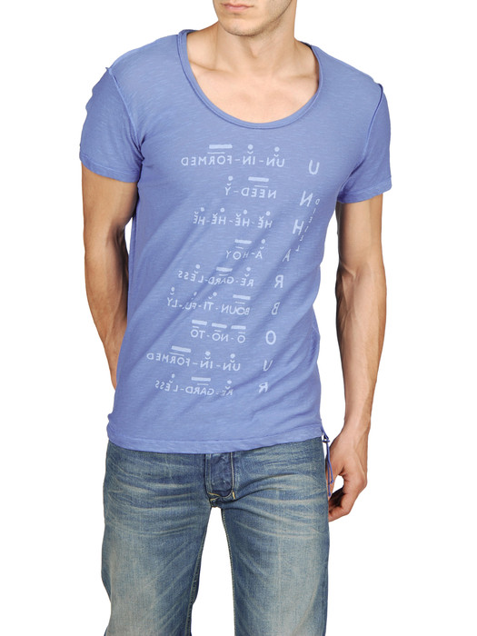DIESEL T-ATLUA-RS 00HFD T-Shirt U d