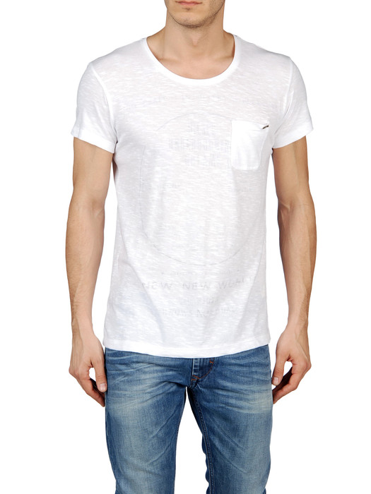 DIESEL T-ANANS-RS 00HFD T-Shirt U e