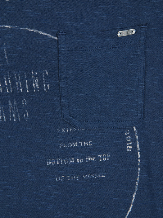 DIESEL T-ANANS-RS 00HFD T-Shirt U d