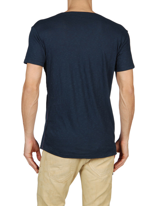 DIESEL T-ATLACOYA-RS 00HFD Short sleeves U r