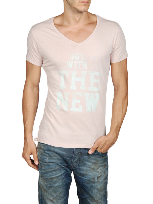 DIESEL T-HEL-RS Short sleeves U e