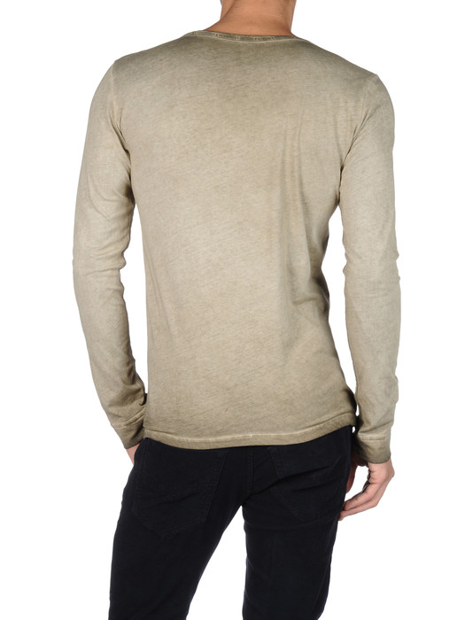 DIESEL T-CRONO-RS 00PQX Long sleeves U r