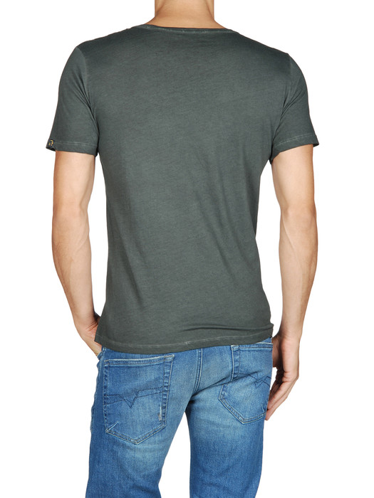 DIESEL T-INTI-RS 00PQX Short sleeves U r