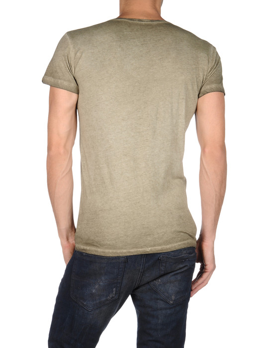 DIESEL T-HENG-RS 00PQX Short sleeves U r