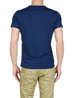 DIESEL T-ALDERAMINO-S 00SVM T-Shirt U r