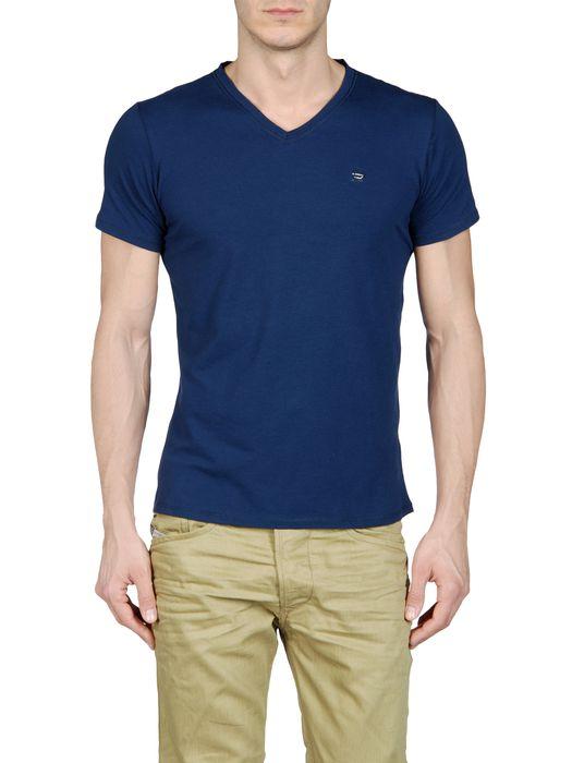 DIESEL T-ALDERAMINO-S 00SVM T-Shirt U e