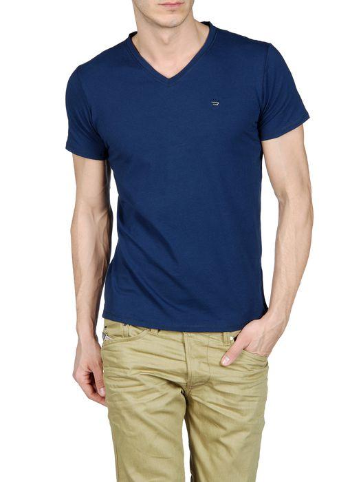 DIESEL T-ALDERAMINO-S 00SVM T-Shirt U f