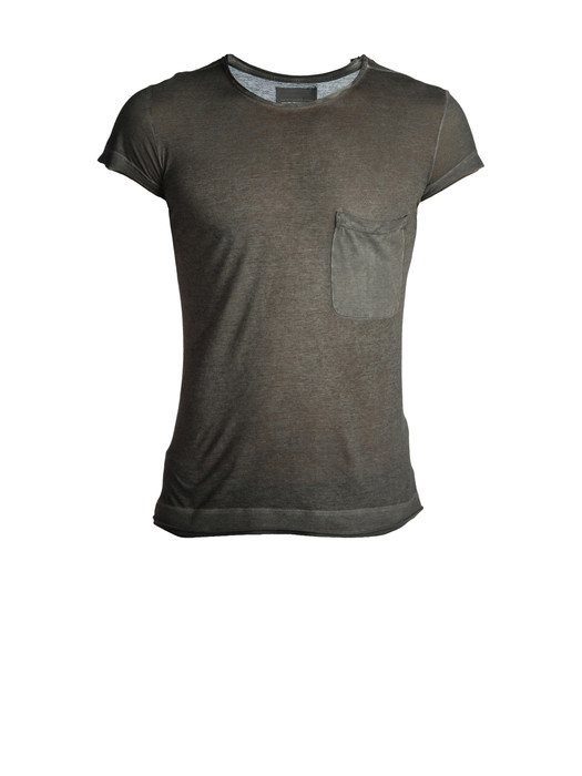 DIESEL BLACK GOLD TENNESI-POCK Camiseta U f