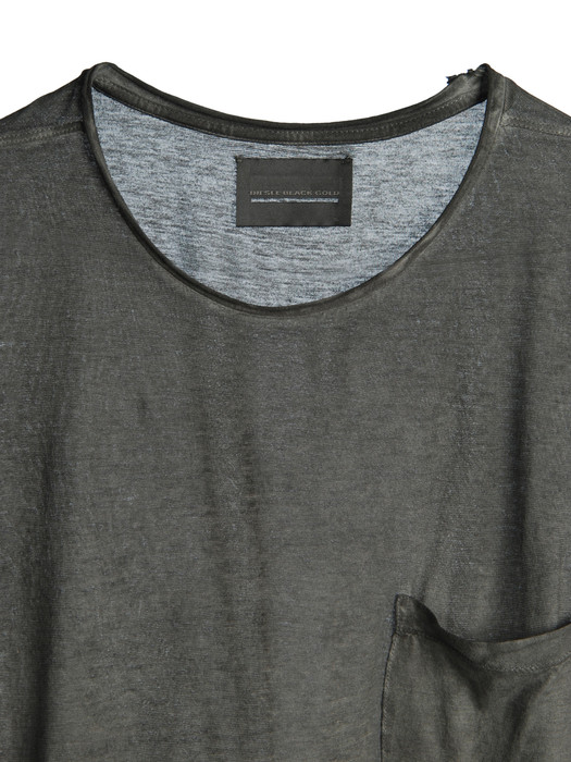 DIESEL BLACK GOLD TENNESI-POCK T-Shirt U d