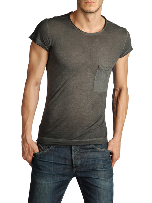 DIESEL BLACK GOLD TENNESI-POCK Camiseta U e