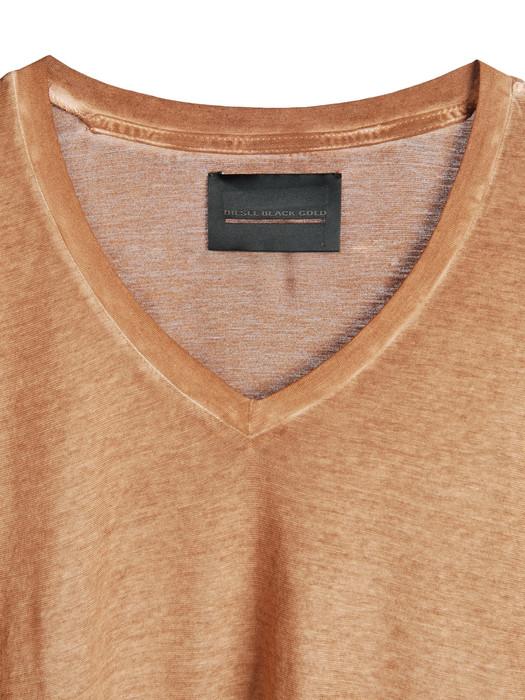 DIESEL BLACK GOLD TAICI-ELISEO T-Shirt U d