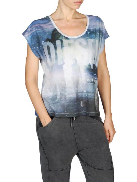 DIESEL T-DONA-P T-Shirt D f