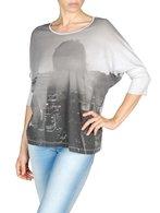 DIESEL T-SQUARINA-W Camiseta D f