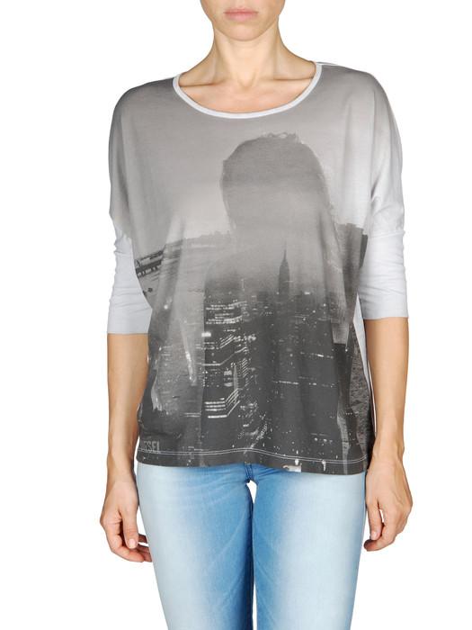 DIESEL T-SQUARINA-W Camiseta D e