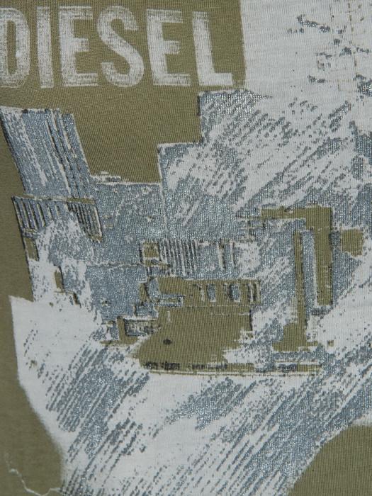 DIESEL T-MANGA-O Short sleeves D d