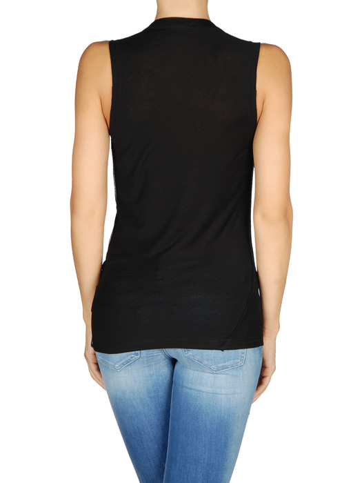 DIESEL T-BEATRICE-A Tops D r