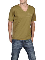 DIESEL T-ERINNIE-RS 00NWW Short sleeves U f