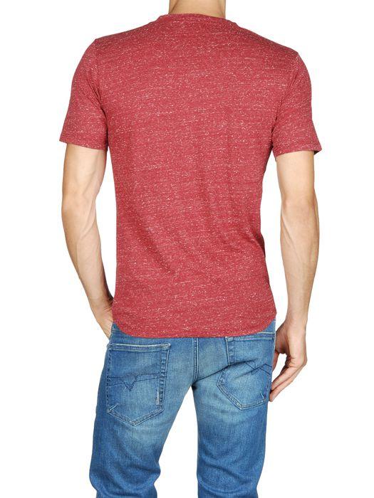 DIESEL T-ERATO 00PQW Short sleeves U r