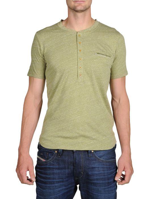 DIESEL T-ERATO 00PQW Short sleeves U e
