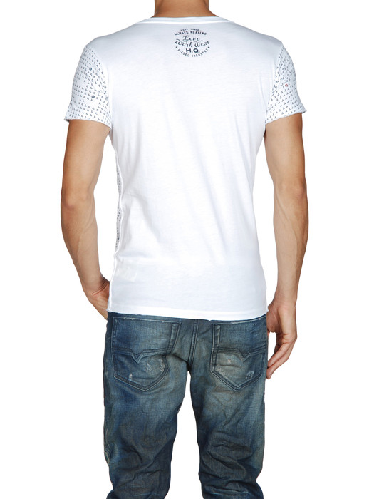 DIESEL T-NERUTO-RS 0091B Short sleeves U r
