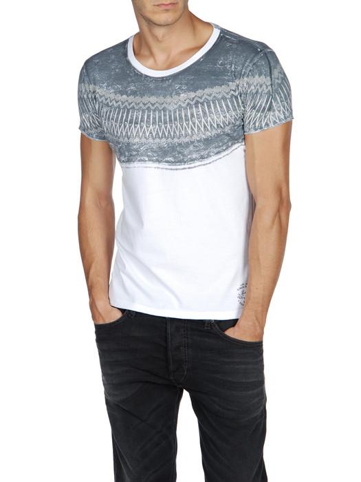 DIESEL T-PITTO-RS 0091B Camiseta U f