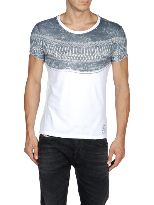 DIESEL T-PITTO-RS 0091B Camiseta U e
