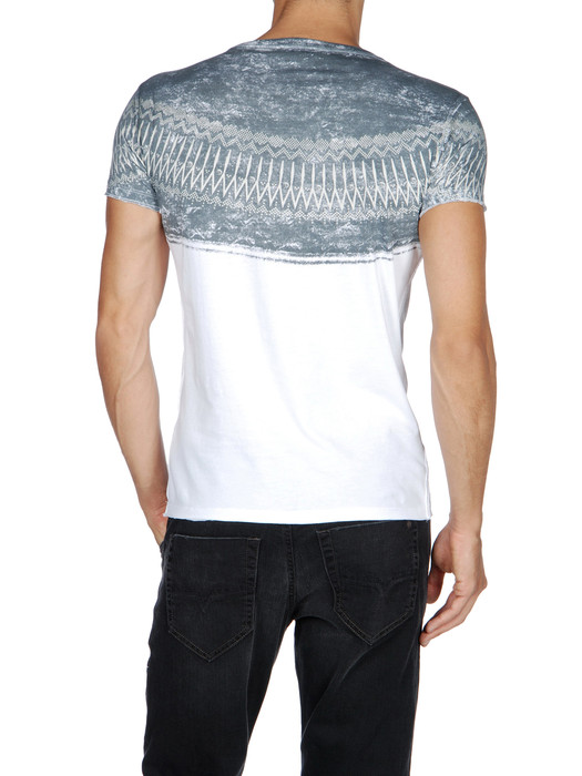 DIESEL T-PITTO-RS 0091B T-Shirt U r