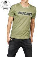DIESEL DU-RIM 01LYW Short sleeves U f