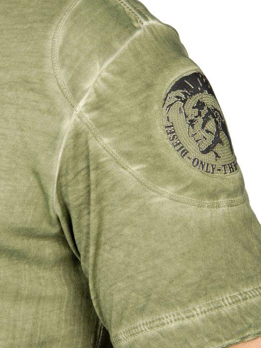 DIESEL DU-RIM 01LYW Short sleeves U d